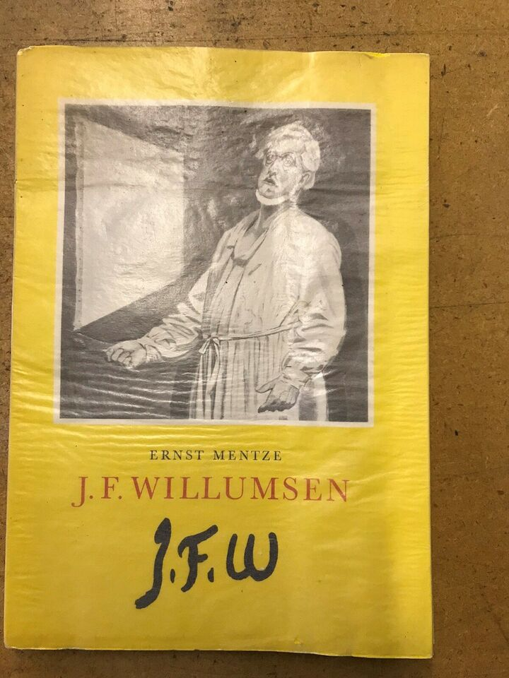 J.F.Willumsen, Ernst Mentze, emne: kunst og kultur