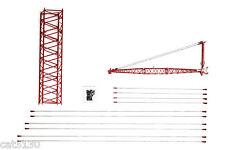 Manitowoc 4100W Crane Boom Extension & Jib Kit - 1/50 - TWH #051C-01125