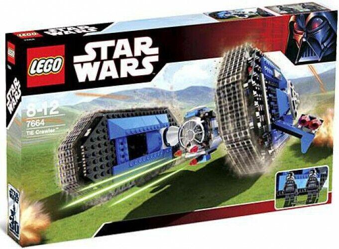 Lego star wars the clone  wars cravate Crawler Exclusive Set  7664  centre commercial professionnel intégré en ligne