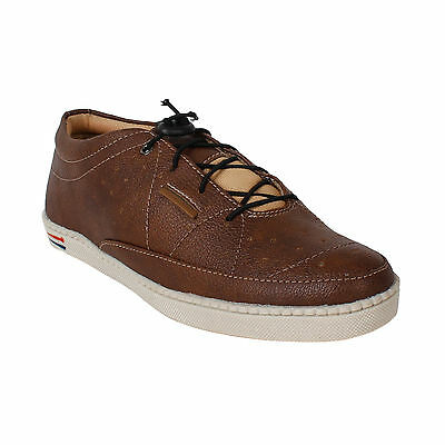 Yellow Tree High Quality Imported YT-Brown dot Designer Shoes For Men