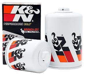 KNHP-2010 K/&N Wrench Off Oil Filter Ford F150 Lightning /& Harley 5.4L V8 99-04
