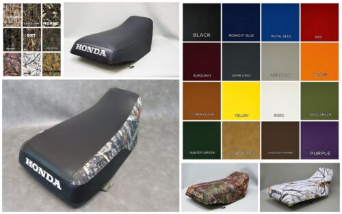 ST HONDA TRX450s Seat Cover Fourtrax Foreman S 1998 1999 2000   in 25 colors