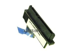 DELL-STUDIO-1735-1737-LAPTOP-SATA-HDD-HARD-DRIVE-ADAPTER-CONNECTOR-CABLE-U589F