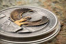 Vorverkauf! 20$ 2016 Palau - Ägyptische Symbole - Geflügelte Isis / Winged Isis