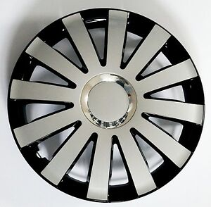 """ONE 14/"""" inches WHEEL TRIM,RIM,SPARE CAP UNIVERSAL FOR STEEL WHEELS TIES #E"""