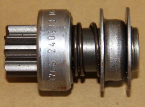 24659UK Fits RENAULT Master I T30 2.2 Starter Motor 1980-1998