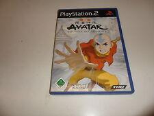 PlayStation 2  PS 2  Avatar: Der Herr der Elemente (4)