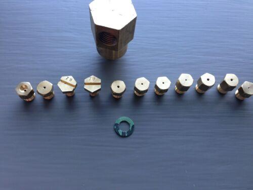 Genuine Rangemaster All Gas Range Cooker LPG Conversion Kit-Number A064524