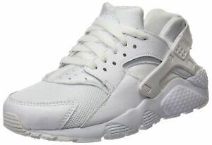 Nike Huarache Run GS 654275-110 Triple