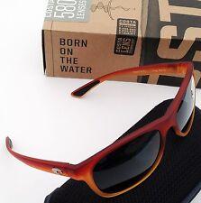 Costa Del Mar Prop Polarized Sunglasses-Sunset Fade Frame/Gray 580P Lens - PR79