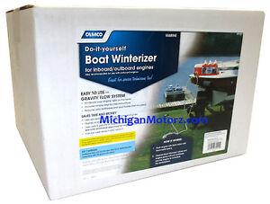 Do-It-Yourself Winterization Kit