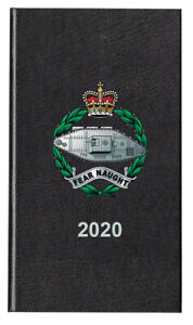Royal-Tank-Regiment-2020-Diary-pocket