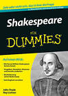 Shakespeare Fur Dummies by John Doyle, Ray Lischner (Paperback, 2015)