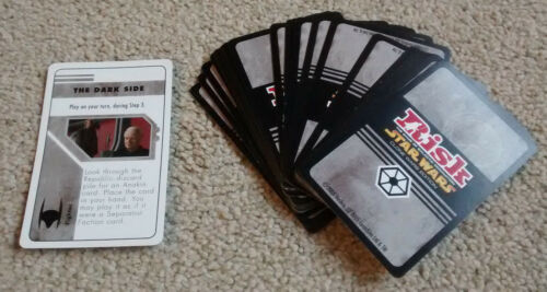 RISK STAR WARS 2004 SPARE PART REPLACEMENT PIECES EXCELLENT CONDITION *BUY NOW