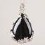 Natural-Quartz-Crystal-Stone-Teardrop-Flower-Healing-Gemstone-Pendant-Necklace thumbnail 21