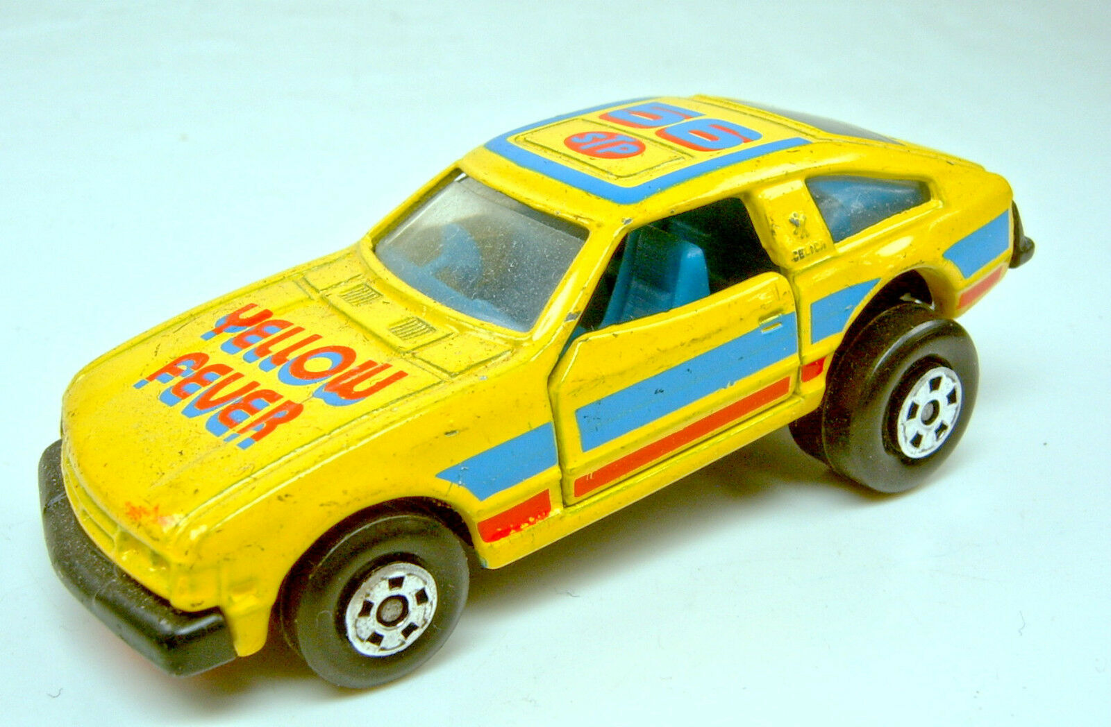 Matchbox Superfast Nr.25D Toyota Celica yellow yellow yellow  Yellow Fever  Hot Rod f323b8