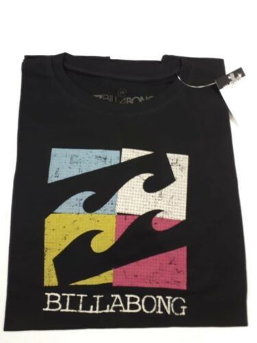 Kids Boys billabong interlock ss spain t shirt top age 14,16 years