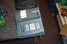 Vintage Champion Victor Print Calculator Works