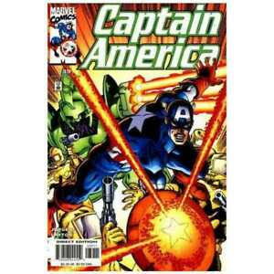 Captain-America-1998-series-39-in-Near-Mint-condition-Marvel-comics-jh