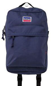 Levi-s-Rucksack-15L-Schule-Sport-Backpack-Tasche-Ranzen-Damen-Herren-navy-228840