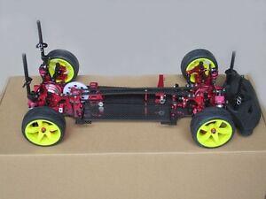 Alloy-amp-Carbon-Sakura-Ultimate-S-XI-Sport-PRO-1-10-Touring-Car-Frame-Kit