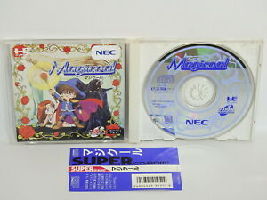 PC-Engine-SCD-MAGICOAL-with-SPINE-PCE-Grafx-Japan-pe
