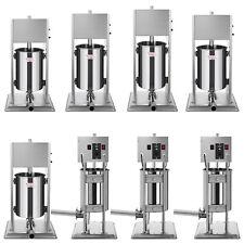 357101215 L Electricmanual Sausage Filler Stuffer Kitchen Meat Machine