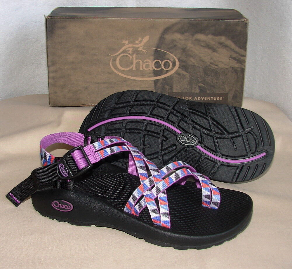 CHACO ZX2 CLASSIC Sport Sandals  Womens 10 WIDE  NIB