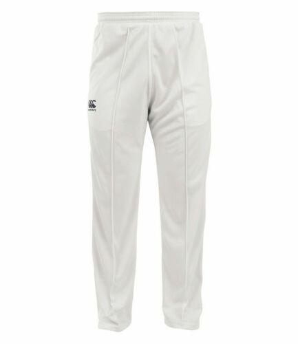 Canterbury Homme Cricket Blancs-Pantalon//Pantalon-Tailles S-3XL