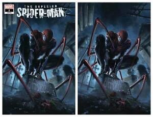 SUPERIOR-SPIDER-MAN-1-CLAYTON-CRAIN-TRADE-VIRGIN-VARIANT-SET-LIMITED-TO-750-SET