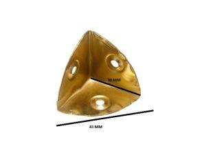 Caisse Boite Équerre De Coin 28mm Eb + Fixation Fixations Paquet De 32