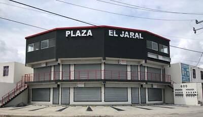 Renta de Local en Villa del Carmen Plaza el Jaral Planta Baja