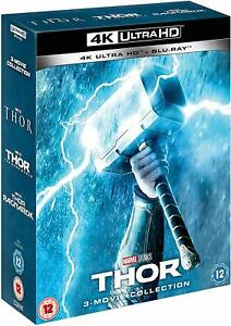 THOR-1-3-Movie-Collection-4K-Ultra-HD-Blu-ray-Marvel-Complete-UHD-Trilogy