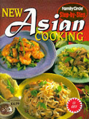 1 of 1 - Family Circle New Asian Cooking Cookbook