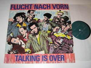 LP-FLUCHT-NACH-VORN-TALKING-IS-OVER-Vielklang-SS008