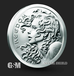 2020-Freedom-Girl-Silver-Shield-Silver-Round-Coin-1-oz-999-Fine-SilverBACKORDER