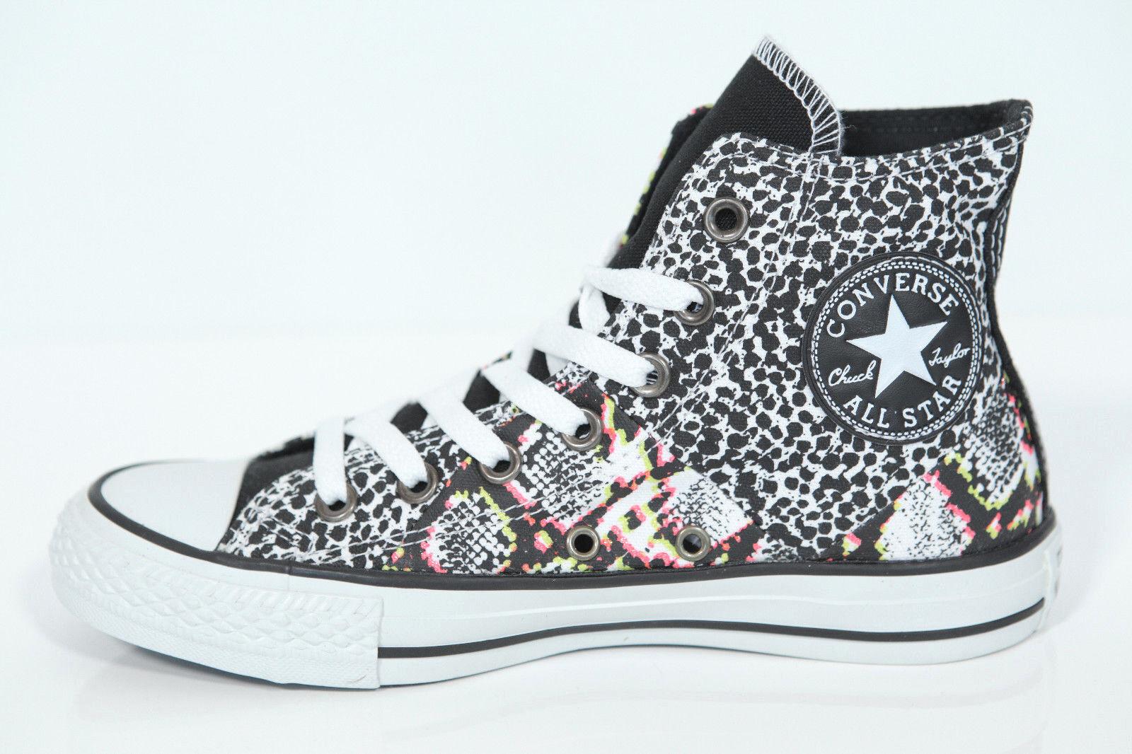 Neu All Star Converse Chucks hi Sneaker Schuhe Multi Panel 542491c Retro