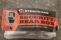 Stealth Cam Stc-bbtk Security Or Bear Box For Tk24 Tk30 & Tk40ng Trail Cameras