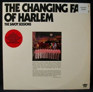 THE-CHANGING-FACE-OF-HARLEM-THE-SAVOY-SESSIONS-Promotional-Only-Double-Album
