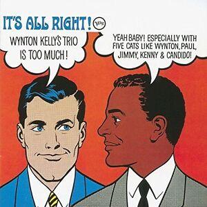 WYNTON-KELLY-ITS-ALL-RIGHT-JAPAN-SHM-CD-C94