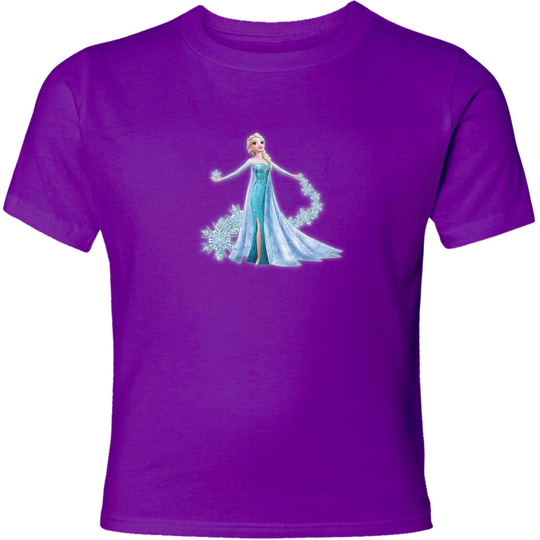 Women's Unisex Elsa Frozen Shirt