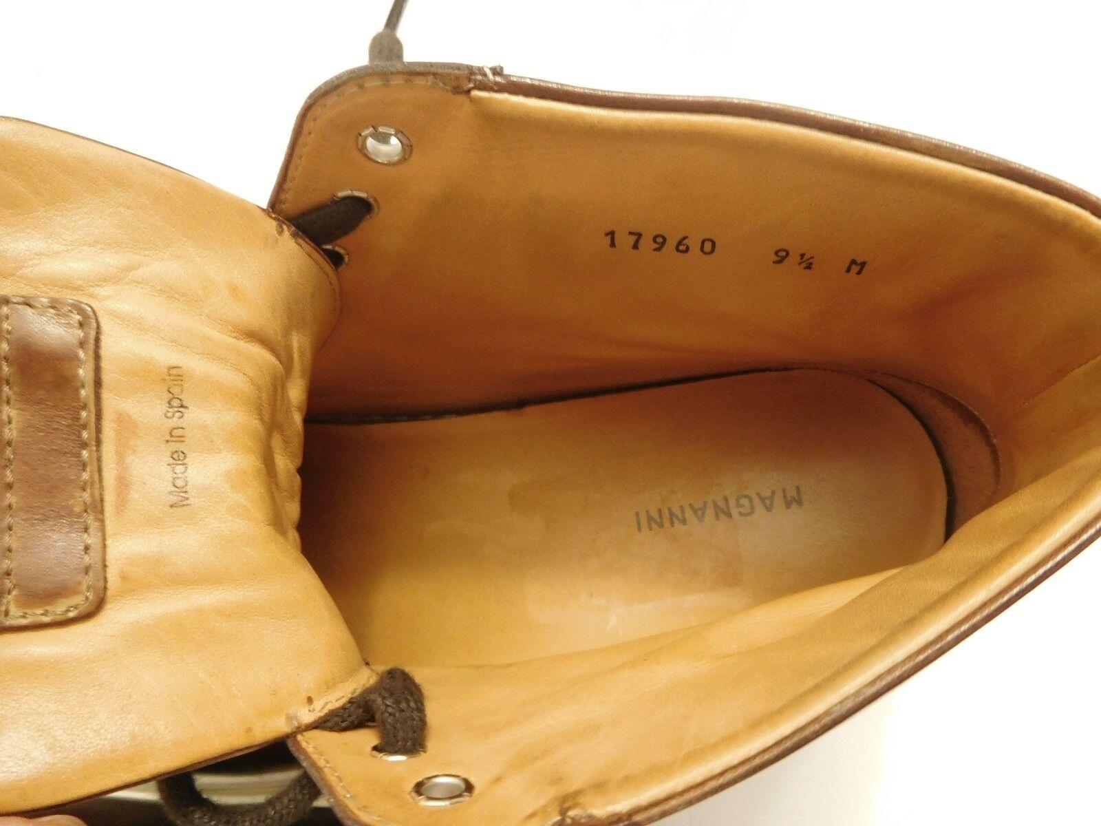 B-400 Top  MAGNANNI Brando High Top B-400 Sneaker Sz 9 1/2 M 6c3864