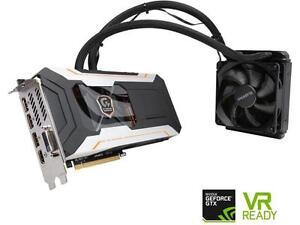 GIGABYTE GeForce GTX 1080 DirectX 12 GV N1080XTREME W 8GD 8GB 256 Bit GDDR5X PCI