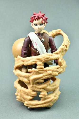 Naruto Mattel Gaara Swarm Masashi Kishimoto Action Figure