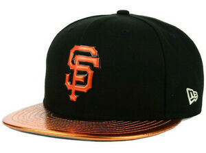 SAN-FRANCISCO-GIANTS-NEW-ERA-TOPPS-COLLECTORS-9FIFTY-SNAPBACK-HAT-CAP-NEW-RARE