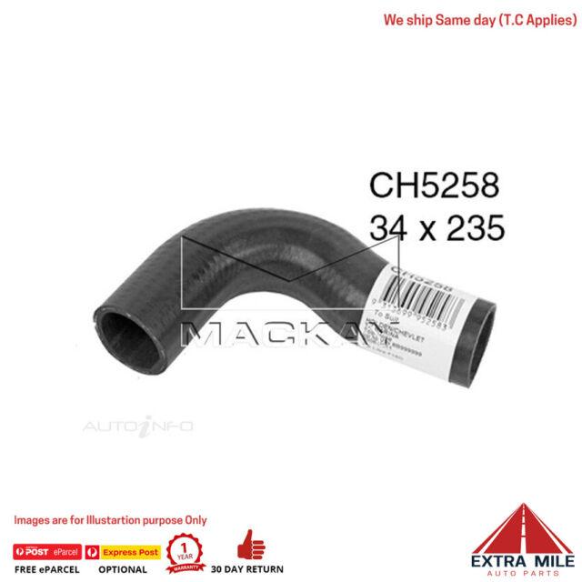 CH5258 Radiator Upper Hose for Holden Barina TK 1.6L I4 Petrol Manual / Auto