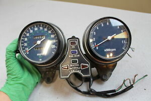 1977-Honda-CB550K-GAUGES-METER-SPEEDO-TACH-J2-1478