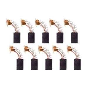 10-Pcs-Power-Tool-17-x-11-x-5mm-Carbon-Brush-CB303-Auto-Power-off-K7C4