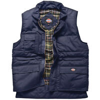 Dickies Professional Combat Bodywarmer Small - Xxxl Navy Mens Bw11025