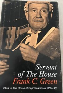 Frank-C-Green-Servant-of-the-House-1969